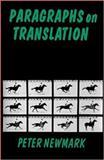 Paragraphs on Translation 9781853591914