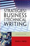 Strategies for Business and Technical Writing, Harty, Kevin J., 0205741916