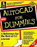Autocad for Dummies, Smith, Bud E., 1568841914