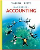 Managerial Accounting, Warren, Carl S. and Reeve, James M., 0324381913