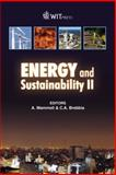 Energy and Sustainability II 9781845641917