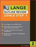 Lange Outline Review, Joel S. Goldberg, 0071451919