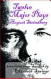 Twelve Major Plays, Strindberg, August, 0202361918