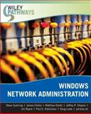 Windows Network Administration, Chellis, James and Shapiro, Jeffrey R., 0470101911