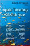 Aquatic Toxicology Research Focus, , 1604561920