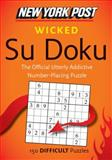 New York Post Wicked Su Doku, HarperCollins Publishers Ltd. Staff, 0062011928