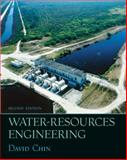 Water-Resources Engineering, Chin, David A., 0131481924