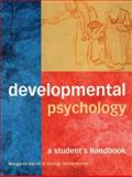 Developmental Psychology : A Students Handbook, Harris, Margaret and Butterworth, George, 1841691925