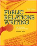 Public Relations Writing : The Essentials of Style and Format, Bivins, Thomas H., 0073511927