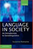 Language in Society 9780198731924