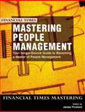 Mastering People Management, Pickford, James, 0273661922