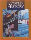 World History Since 1500, Upshur, Jiu-Hwa and Terry, Janice J., 0534571921