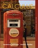 Applied Calculus : For Business, Economics, and the Social and Life Sciences, Hoffmann, Laurence D. and Bradley, Gerald L., 0073051926