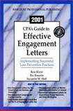 2001 CPA's Guide to Effective Engagement Letters 9780156071925