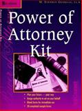 Power of Attorney Kit, M. Stephen Georgas, 1551801922