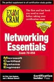 Exam Cram for MCSE Networking Essentials, Tittel, Ed, 1576101924