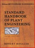 Standard Handbook of Plant Engineering, Rosaler, Robert C., 0071361928