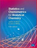 Statistics and Chemometrics for Analytical Chemistry, Miller, Jane and Miller, James, 0131291920