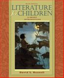 Literature for Children : A Short Introduction, Russell, David L., 0205591930