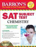 Barron's SAT Subject Test Chemistry with CD-ROM, 11th Edition, Joseph A. Mascetta M.S., 1438071930