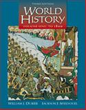 World History to 1800, Duiker, William J. and Spielvogel, Jackson J., 053457193X