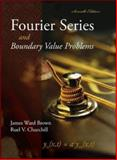 Fourier Series and Boundary Value Problems, Brown, James Ward and Churchill, Ruel V., 0073051934