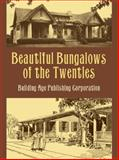 Beautiful Bungalows of the Twenties, Building Age Pub., 0486431932