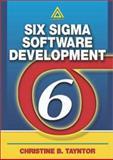 Six Sigma Software Development, Harte, Amanda and Tayntor, Christine B., 0849311934