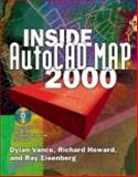 Inside AutoCAD Map 2000, Vance, Dylan and Eisenberg, Ray, 1566901936