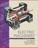 Electric Machinery, Fitzgerald, Arthur E. and Umans, Stephen D., 0071121935