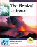 The Physical Universe, Krauskopf, Konrad B. and Beiser, Arthur, 0072281936