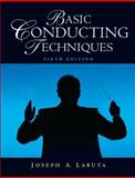 Basic Conducting Techniques, Labuta, Joseph A., 0136011934