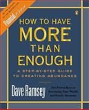 How to Have More than Enough, Dave Ramsey, 0140281932