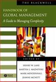The Blackwell Handbook of Global Management : A Guide to Managing Complexity, , 0631231935