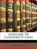 Annuaire de L'Université-Laval, Laval Universit Laval, 1149171936