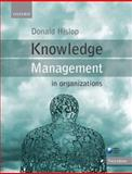 Knowledge Management in Organizations : A Critical Introduction, Hislop, Donald, 0199691932