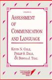 Advances in Assessment of Communication and Language 9781557661937