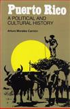 Puerto Rico : A Political and Cultural History, Carrion, Arturo Morales, 0393301931