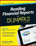Reading Financial Reports for Dummies®, Lita Epstein, 1118761936