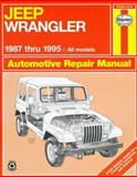 Haynes Jeep Wrangler, 1987-95, Haynes Publications Staff, 1563921944