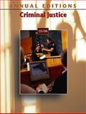 Annual Editions : Criminal Justice 05/06, Victor, Joseph and Naughton, Joanne, 007310194X