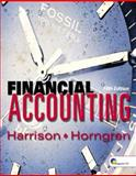 Financial Accounting and Integrator, Harrison, Walter T., Jr. and Horngren, Charles T., 0131201948