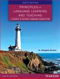 Principles of Language Learning and Teaching, Brown, H. Douglas, 0133041948