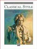 Spotlight on Classical Style, Catherine Rollin, 073902194X