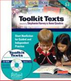 Toolkit Texts: Grades 2-3 : Short Nonfiction for Guided and Independent Practice, Harvey, Stephanie and Goudvis, Anne, 032501194X