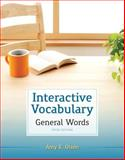 Interactive Vocabulary 5th Edition