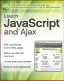 Learn JavaScript and Ajax with W3Schools, W3Schools Staff, 0470611944