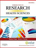 Introduction to Research in the Health Sciences, Polgar, Stephen and Thomas, Shane A., 0702041947