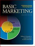 Basic Marketing with Connect Plus, Perreault, William D., Jr. and Cannon, Joseph, 0077801946