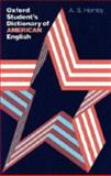 Oxford Student's Dictionary of American English, Hornby, A. S., 0194311945